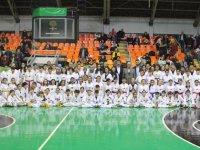 Taekwondo kuşak sınavı başarıyla sonuçlandı
