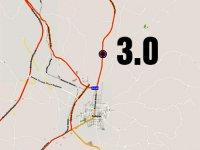 Akhisar Efendi Mahallesi merkezli 3.0 büyüklüğünde deprem