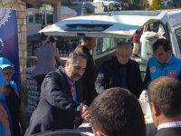 Akhisar Müftülüğünden deprem bölgesine destek