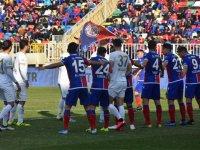 Akhisarspor'un galibiyet hasreti 6 maça çıktı!