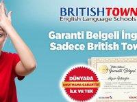 British Town İngilizce için yeni kurlar açılıyor
