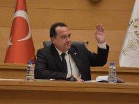 Akhisar Belediyesi 2020 Şubat ayı olağan meclis toplantısı yapıldı