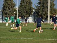 Akhisarspor'da Ekol Göz Menemenspor hazırlıkları