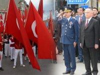 Atatürk'ün Akhisar'a gelişinin 97. yıldönümü törenle kutlandı