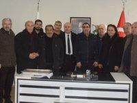 TÜRFAD, Akhisarspor yönetimini ziyaret etti