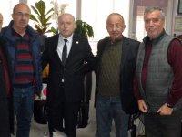 TÜRFAD, Akhisar Haber Ajansını ziyaret ettiler