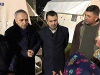 Bakırlıoğlu: Köylerdeki riskli yapılar ne olacak?
