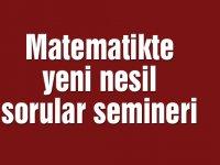 Akhisar Belediyesi ve Penta işbirliğiyle matematikte yeni nesil sorular semineri