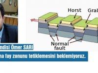 Jeoloji Mühendisi Sarı: Depremler hakkında konuştu