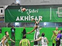 Akhisar Belediye Basket, Manisa Büyükşehir'i 76-65 yendi