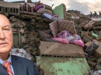 Prof. Dr. Ercan, Akhisar fayındaki gerginlik boşalma dönemine girdi