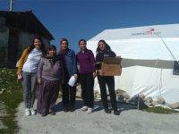 Zeynep Gülin Öngör MTAL'den Musalar Mahallesine ziyaret
