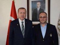 Fatih Füzün, AK Parti'de İlçe başkanı oldu