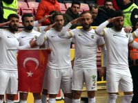 Akhisarspor, Eskişehir'den 3 puanla döndü