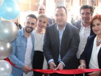 Salon Art & Joy Akhisarlıların hizmetine açıldı