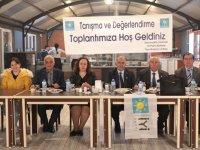 İYİ Parti adayı Sakallı'dan Tanışma ve Değerlendirme Toplantısı