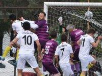 Çağlayanspor, 3 puanı 3 golle aldı