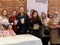Novada AVM kadınlar gününü kutladı