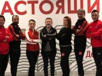 Türk Mili takımı Rusya'dan zaferle döndü