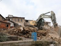 Akhisar depremi sonrası hasar tespit çalışmaları yayınlandı