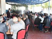 Erzurumlular Derneği Şehitlerimiz için hayır düzenledi