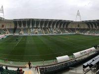 Akhisarspor, B.B. Erzurumspor ve tüm maçlar seyircisiz oynanacak