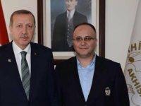 Füzün, cumartesi günü AK Parti Akhisar ilçe başkanı oluyor