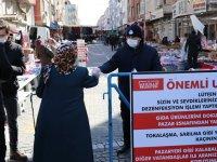 Akhisar Belediyesi'nden pazar yerleri için örnek uygulama!