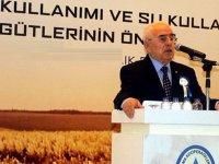 Uysal; Tarımsal sulama amaçlı sondajlara ruhsat verilmeyecek