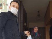 Akhisar'da din görevlileri sosyal destek hizmetinde
