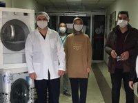 Koç Holding Beko'dan Akhisar Devlet Hastanesine destek
