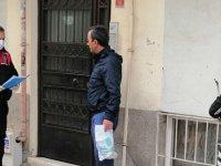 14 günlük ev karantinasına uymayanlara Ceza yağdı