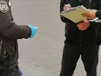 14 vatandaşa ve 13 pazarcıya koronavirüs cezası