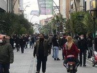 Şehit Teğmen Tahir Ün Caddesi trafiğe kapatıldı ama manzara aynı