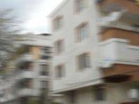 Soma'da bir apartman karantinaya alındı