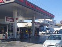 Total Er-Abaka Akaryakıt istasyonundan 710 araç dezenfekte oldu