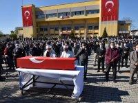 Irak'ın kuzeyinde şehit olan Uzman Çavuş Muhammet Fatih Durhan toprağa verildi