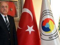 ATSO Başkanı Erdayıoğlu, üyelerimizin ve Akhisar'ın hizmetindeyim