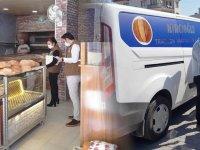 İlçe Tarım Müdürlüğü ekmek satışına yönelik denetimlere devam ediyor