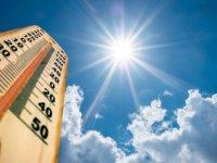 Akhisar'da termometreler 40.8 dereceye ulaştı