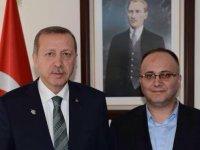 Ak Parti Akhisar ilçe yönetim kurulu göreve başladı