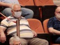 "MHP Akhisar İlçe Başkanı Namal, ""Mesele para mı? Arsa mı?"""