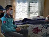 İYİ Parti'den Uzman Çavuş Uğurlu'ya geçmiş olsun ziyareti