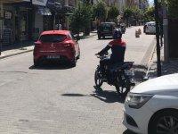 Tahir Ün Caddesi 66 gün sonra araç trafiğine açıldı