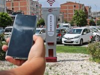 Akhisar Belediyesi'nden bedava internet hizmeti