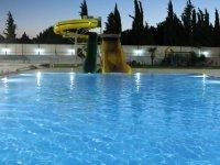 Akhisar Belediyesi Olimpik Yüzme Havuzu ve Spor Kompleksi açıldı