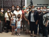 MASKİ Genel Müdürü Başaran, Akhisarlı kadınların sorunlarını dinledi