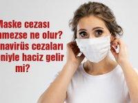 Akhisar'da da başlayan maske zorunluluğu cezası ödenmezse ne olur? Haciz gelir mi?