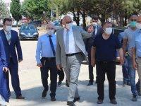 Ataç'tan Akhisar yerleşkesine ziyaret