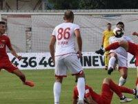 Akhisarspor deplasmanda tek golle güldü